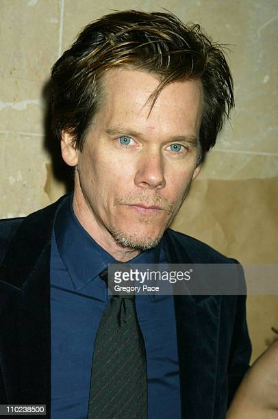 """Kevin Bacon during """"The Woodsman"""" New York Cit y Premiere - Inside Arrivals at The Skirball Center in New York City, New York, United States."""