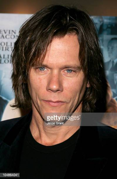 Kevin Bacon during 'Where the Truth Lies' AFI Screening October 10 2005 at Arclight in Los Angeles California United States