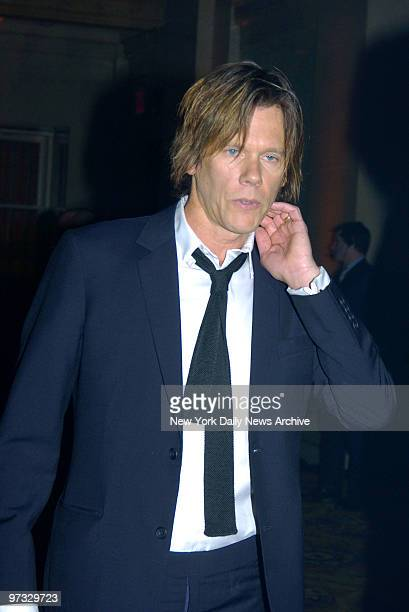 Kevin Bacon Is At Cipriani Wall Street For Sheryl Crows Performance News Photo Getty Images
