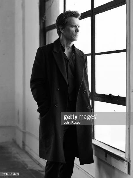Kevin Bacon is photographed for Icon El Pais on May 16 2017 in Los Angeles California