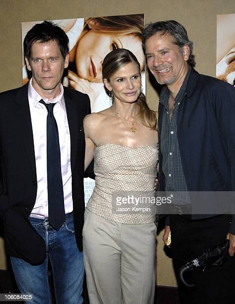 """Kevin Bacon, Kyra Sedgwick and Campbell Scott during """"Loverboy"""" New York Premiere at Chelsea Clearview Cinemas in New York City, New York, United..."""