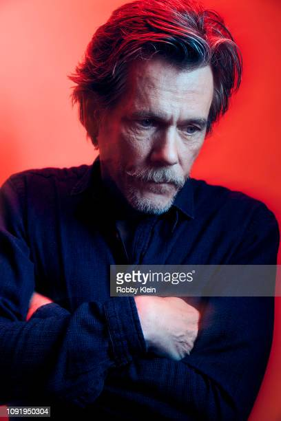 Kevin Bacon of Showtime's 'City On A Hill' poses for a portrait during the 2019 Winter TCA at The Langham Huntington Pasadena on January 31 2019 in...