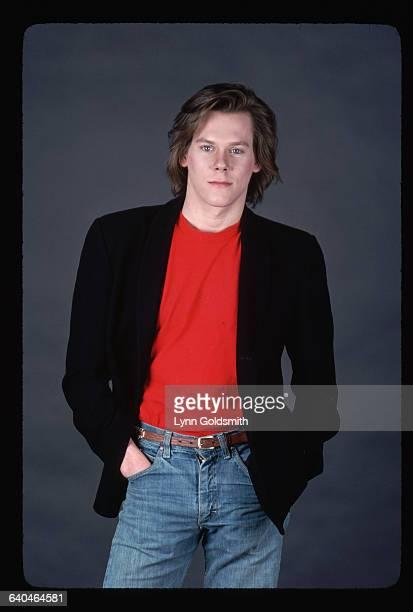 Kevin Bacon Wearing Blazer