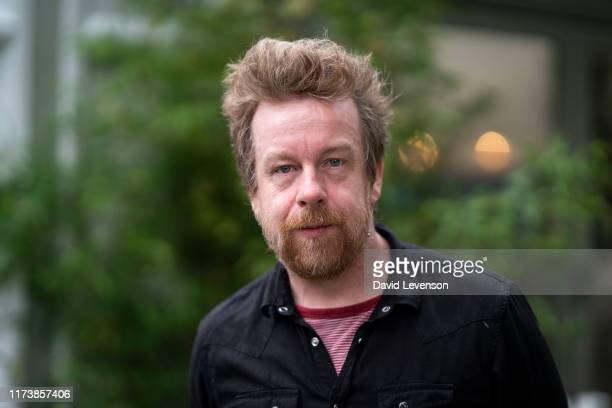 Kevin Barry, the Goldsmiths Prize winning author of Beatlebone at the Cheltenham Literature Festival 2019 on October 5, 2019 in Cheltenham, England.