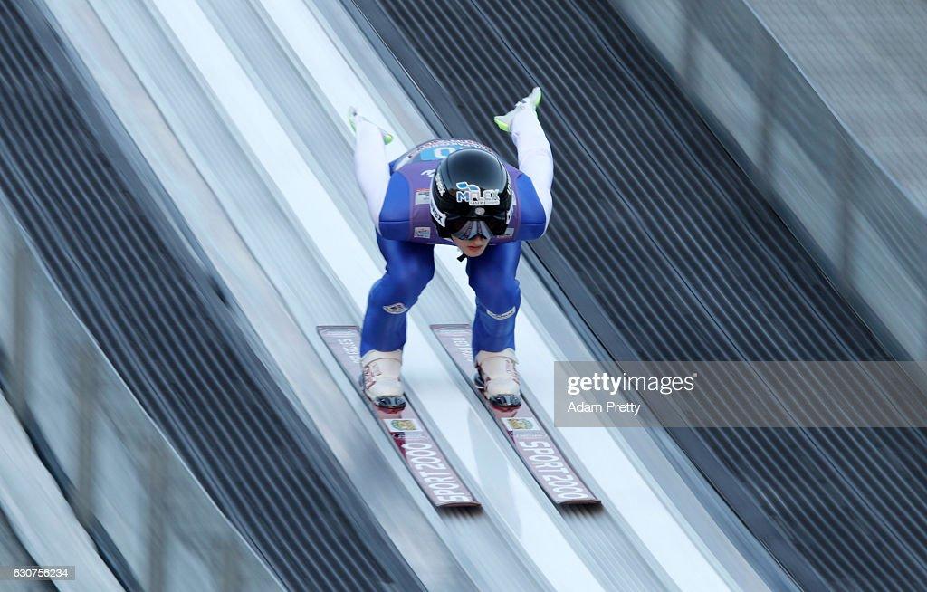 65th Four Hills Tournament - Garmisch-Partenkirchen Day 2