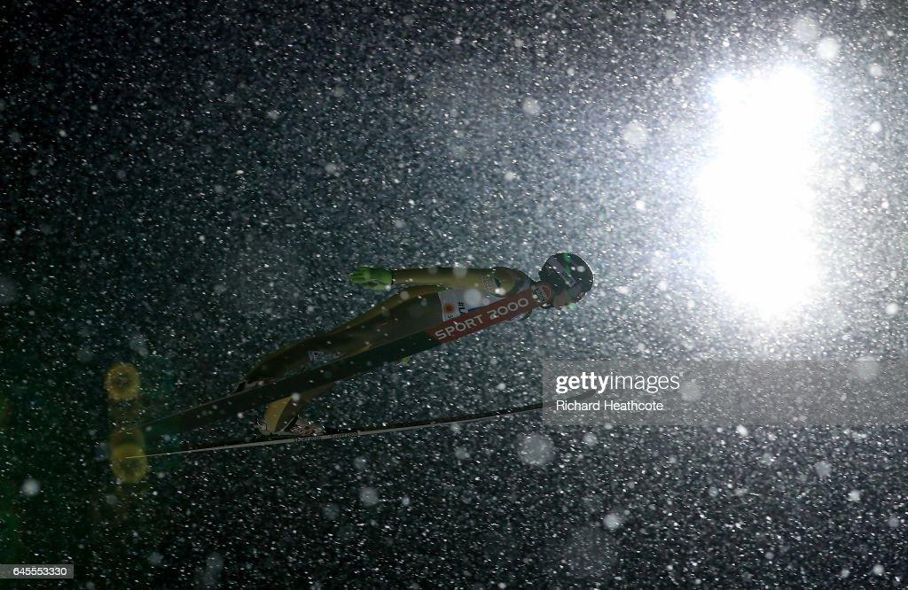 Mixed Team Ski Jumping HS100 - FIS Nordic World Ski Championships