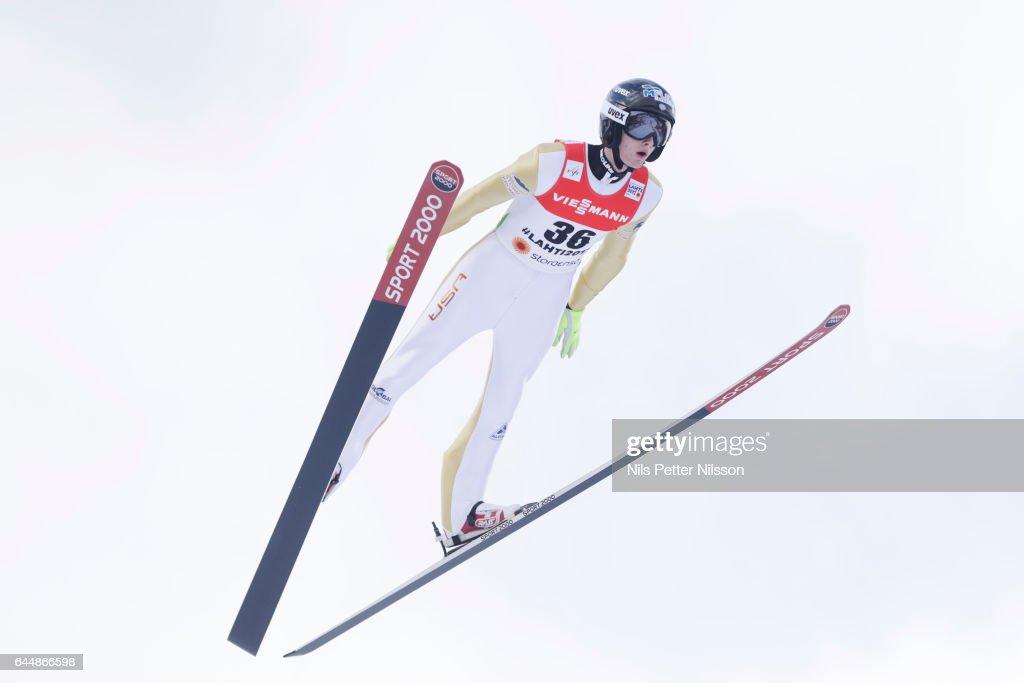 FIS Nordic World Ski Championships - Men's Ski Jumping HS100 Training