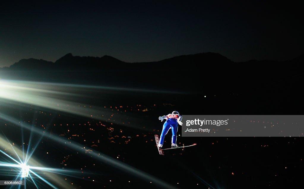 65th Four Hills Tournament - Oberstdorf Day 1