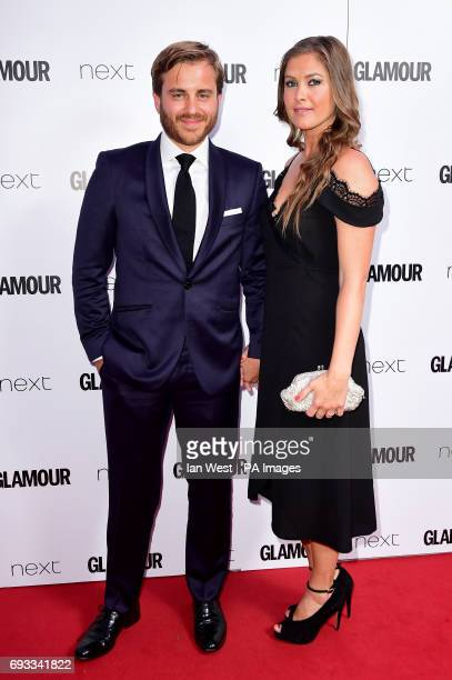 Kevin Bishop and Casta Bishop attending the Glamour Women of the Year Awards 2017 in association with Next Berkeley Square Gardens London PRESS...