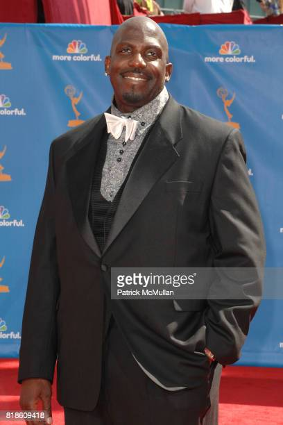 Kevin Brown attends 62nd Annual Primetime Emmy Awards Arrivals at Nokia Theatre LA Live on August 29 2010 in Los Angeles CA