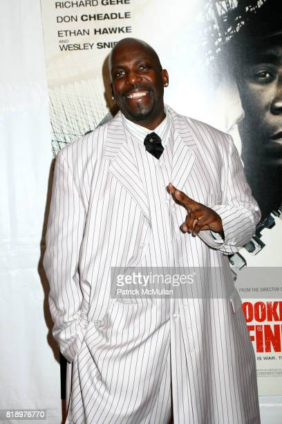 Kevin Brown attends FOR OVERTURE FILMS' Premiere Of BROOKLYN'S FINEST at AMC Loews Lincoln Square Theatre on March 2 2010 in New York City