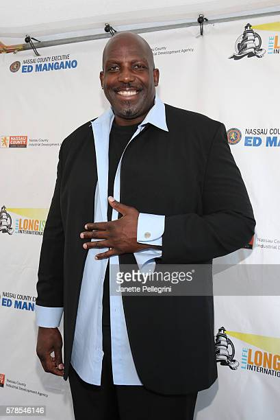 Kevin Brown attends the 2016 Long Island International Film Festival Award Ceremony at Bellmore Movies on July 21 2016 in North Bellmore New York