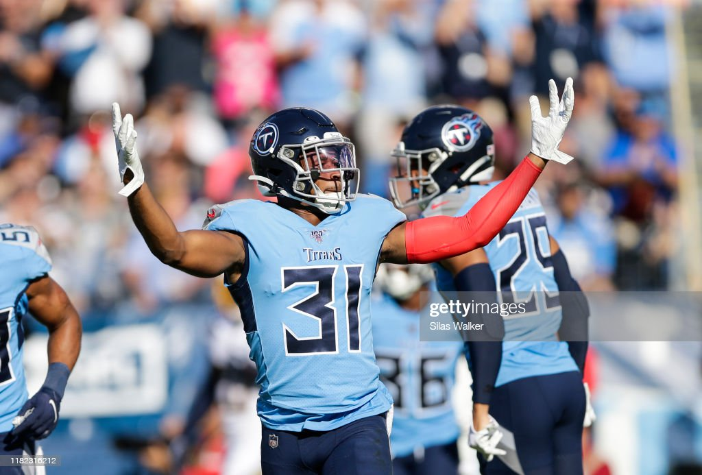 Los Angeles Chargers vTennessee Titans : News Photo