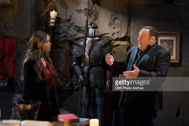 Kevin Can Date Vanessa encourages Kevin to ask out a client Rebecca after she shows interest in him on KEVIN CAN WAIT Monday Jan 22 on the CBS...