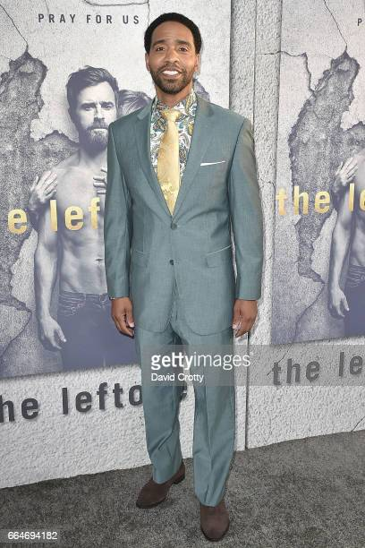 Kevin Carroll attends the Premiere of HBO's The Leftovers Season 3 Arrivals at Avalon Hollywood on April 4 2017 in Los Angeles California