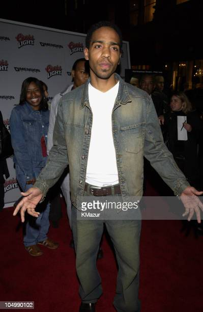 Kevin Carroll during Paid In Full Premiere New York at Loews 19th Street East Theather in New York City New York United States