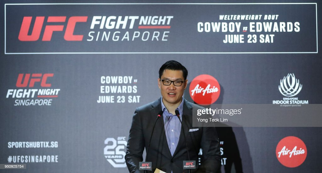 UFC Fight Night Press Conference
