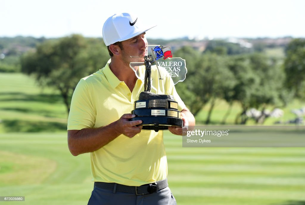 Valero Texas Open - Final Round : News Photo