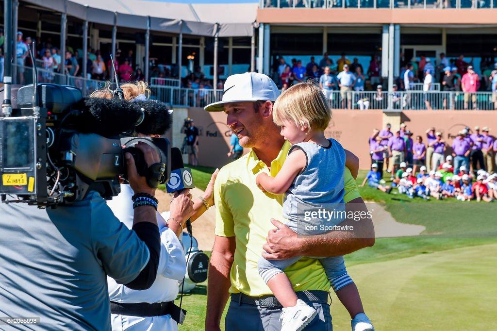 GOLF: APR 23 PGA - Valero Texas Open - Final Round : News Photo