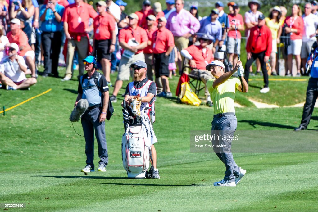 GOLF: APR 23 PGA - Valero Texas Open - Final Round : News Photo