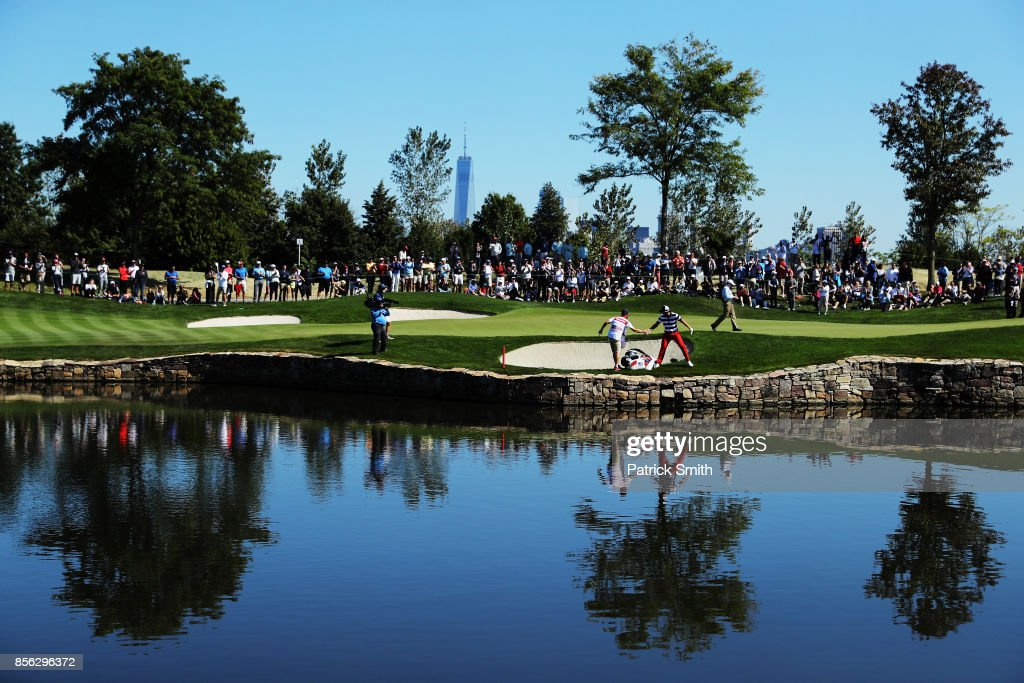 The Presidents Cup - Final Round : News Photo