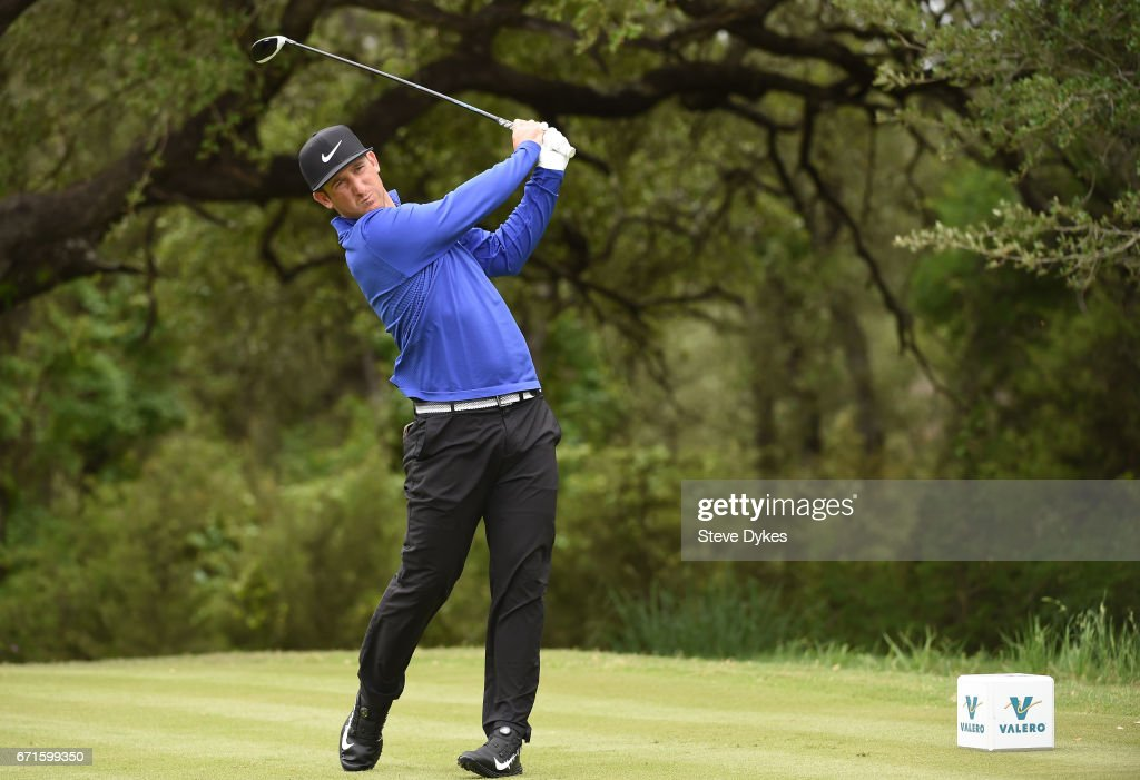 Valero Texas Open - Round Three : News Photo
