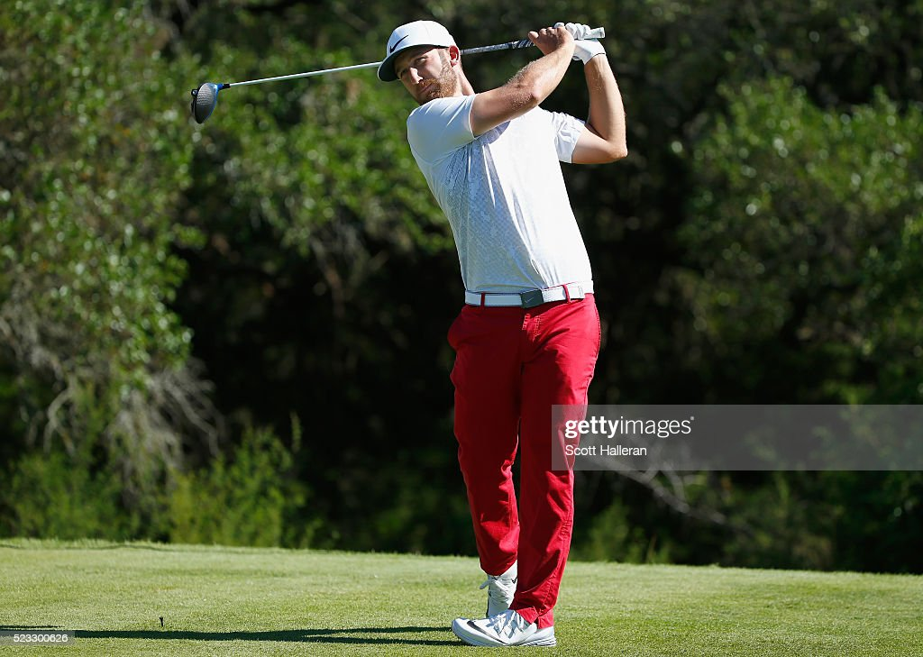 Valero Texas Open - Round Two : News Photo