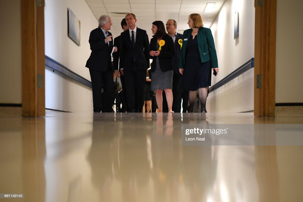 The Liberal Democrats Visit Kingston Hospital Dementia Unit