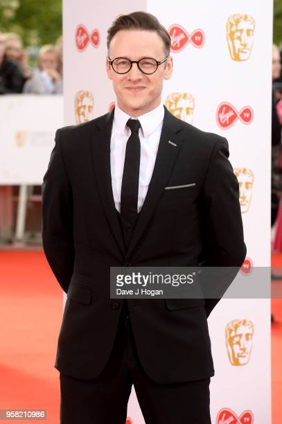 Kevin Clifton attends the Virgin TV British Academy Television Awards at The Royal Festival Hall on May 13 2018 in London England