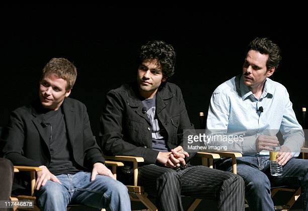 Kevin Connolly Adrain Grenier and Kevin Dillon *EXCLUSIVE*