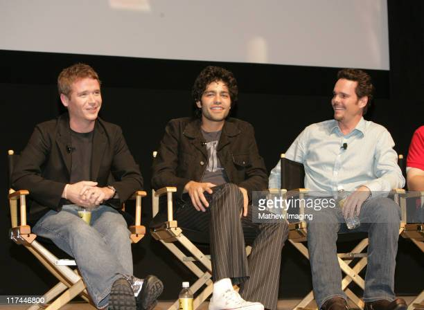 Kevin Connolly, Adrian Grenier and Kevin Dillon *EXCLUSIVE*