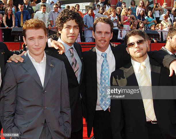 Kevin Connolly Adrian Grenier Kevin Dillon and Jerry Ferrara