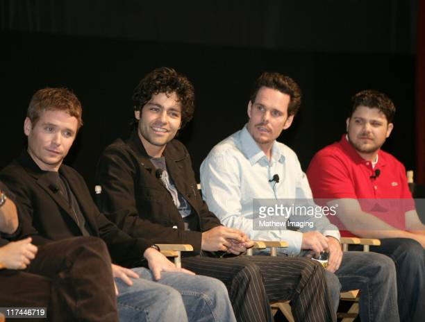 Kevin Connolly Adrian Grenier Kevin Dillon and Jerry Ferrara *EXCLUSIVE*