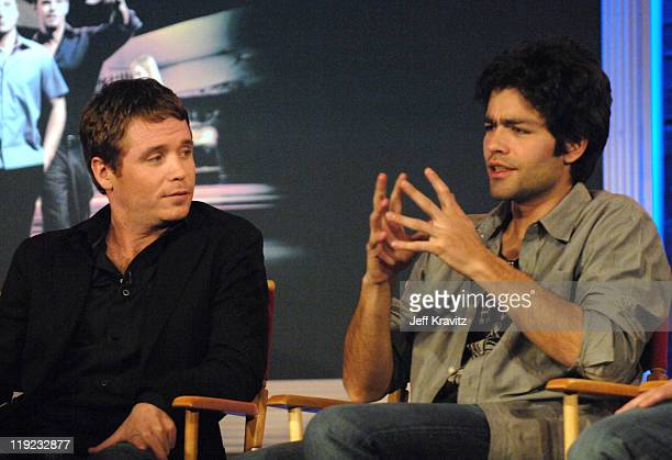 Kevin Connolly and Adrian Grenier during HBO's 13th Annual U.S. Comedy Arts Festival - Entourage: Behind the Scenes - Panel at St. Regis Hotel in...