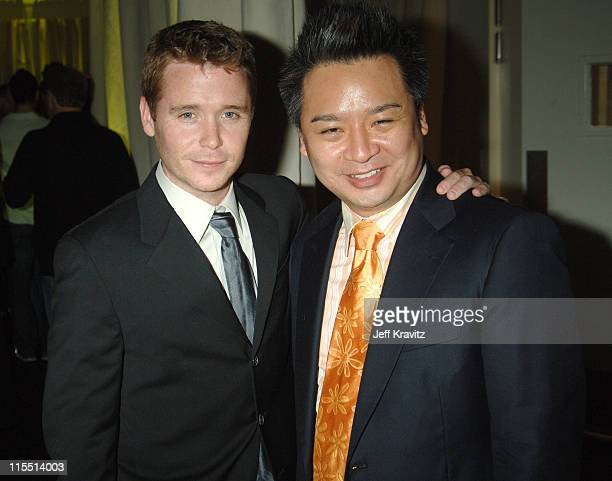 Kevin Connolly and Rex Lee during Entourage Season Premiere After Party at Cinerama Dome in Hollywood California United States