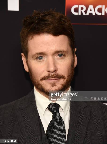 Kevin Connolly arrives at Sony Crackle's 'The Oath' Season 2 exclusive screening event at Paloma on February 20 2019 in Los Angeles California