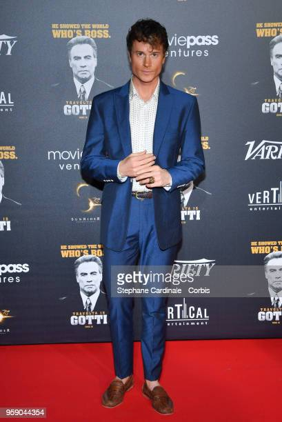 Kevin Connolly attends a party in Honour of John Travolta's receipt of the Inaugural Variety Cinema Icon Award during the 71st annual Cannes Film...