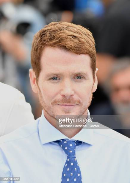 Kevin Connolly attends Rendezvous With John Travolta Gotti Photocall during the 71st annual Cannes Film Festival at Palais des Festivals on May 15...