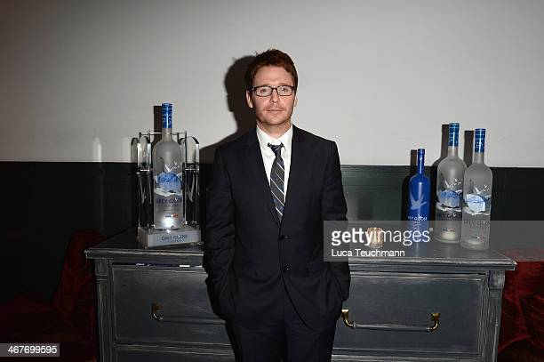 Kevin Connolly attends the American Hustle after party with Grey Goose at Soho House Berlin on February 7 2014 in Berlin Germany