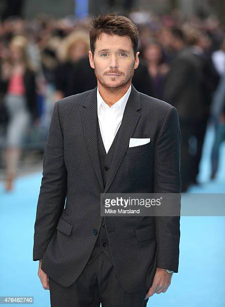 Kevin Connolly attends the European Premiere of Entourage at Vue West End on June 9 2015 in London England