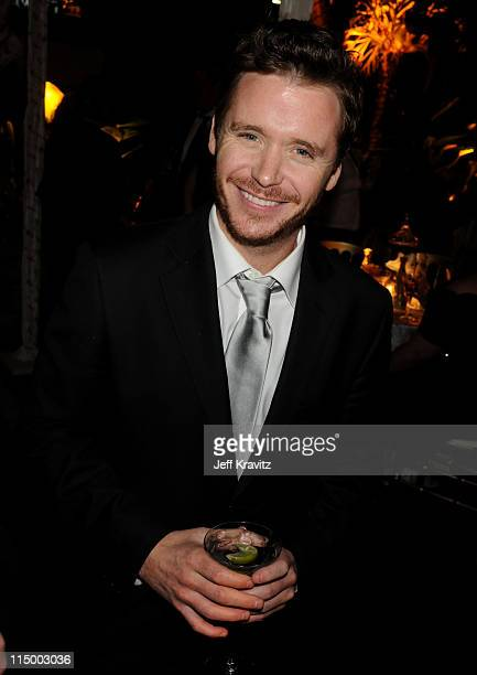 Kevin Connolly attends the HBO after party for the 14th Annual Screen Actor's Guild Awards at the Shrine Auditorium on January 27 2008 in Los Angeles...