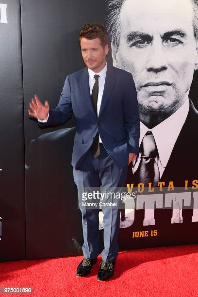 Kevin Connolly attends the New York Premiere of Gotti at SVA Theater on June 14 2018 in New York City