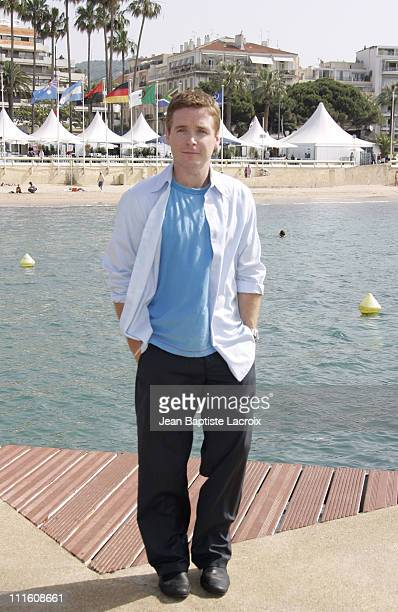 Kevin Connolly during 2007 Cannes Film Festival Entourage Photocall at Majestic Pier in Cannes France