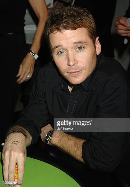 Kevin Connolly during HBO AEG Live's The Comedy Festival 2nd Annual Comedy Cares Celebrity Poker Tournament Inside at Caesars Palace in Las Vegas...