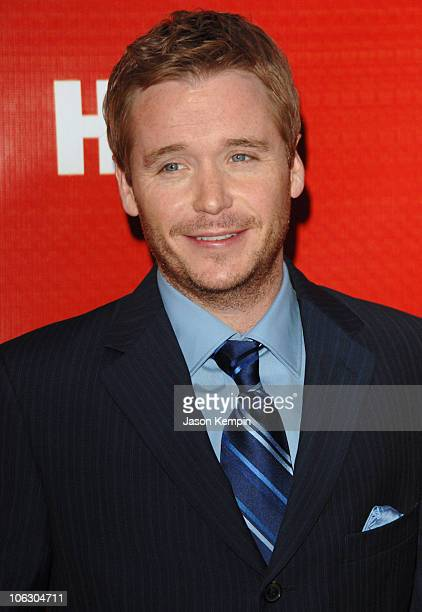 Kevin Connolly during HBO Presents The Fourth Season Premiere of Entourage at Ziegfeld Theater in New York City New York United States