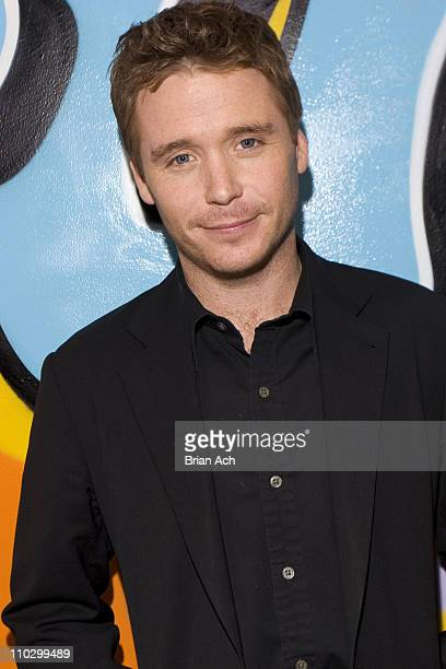 Kevin Connolly during Kevin Connoly and Anna Paquin Visit FUSE's The Sauce April 26 2007 at FUSE Studios in New York City New York United States