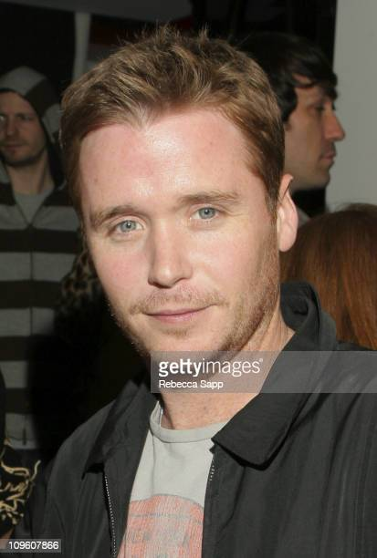 Kevin Connolly during Launch of Escada's Newest Scent Pacific Paradise Arrivals at The Lobby in Los Angeles California United States