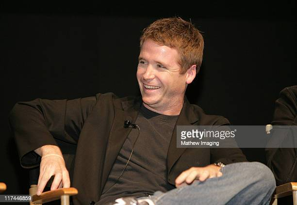 """Kevin Connolly during The Academy of Television Arts & Sciences Presents An Evening with """"Entourage"""" - Inside at Leonard H. Goldenson Theatre in..."""