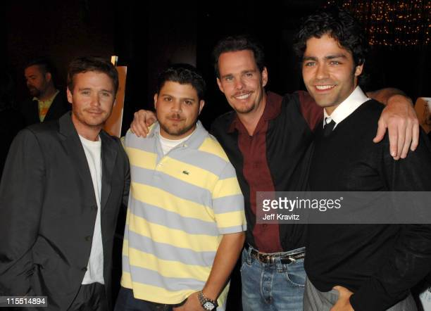 Kevin Connolly Jerry Ferrara Kevin Connolly and Adrian Grenier