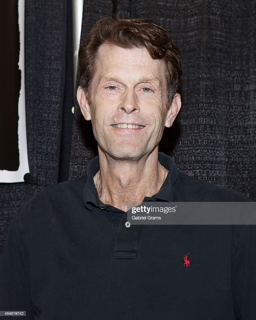 Kevin Conroy attends Wizard World Chicago Comic Con 2014 at Donald E. Stephens Convention Center on August 23, 2014 in Chicago, Illinois.